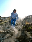 David DeKok - Climbing through the smoke