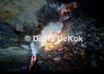 Centralia Mine Fire atNight