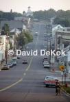 Locust Avenue, Centralia, 1983