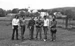"Crew of ""Centralia Fire,"" July 4, 1982"
